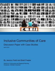Inclusive Communities of Care
